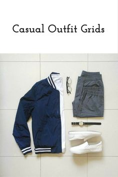 Today we're going to share coolest casual outfit grids with you today. Amazing casual outfit grids to help you look sharp. Smart Casual Outfit, Casual Outfits, Men's Outfits, Spring Outfits, Trendy Mens Fashion, Mens Fashion Blog, Men's Fashion, Fashion Shirts, Fashion Rings