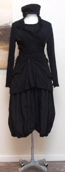 rundholz dip - Big Shirt black iron - Sommer 2014 - stilecht - mode für frauen mit format...
