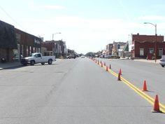 images of Watonga , Oklahoma | street in WATONGA, OKLAHOMA.