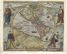 antique world maps, giclee reproduction, unframed or framed in vintage dark burl wood frame. Custom sizes, made in USA by MUSEUM OUTLETS  #antiquemap  #worldmap  #madeinusa   #wallart
