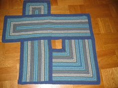 Ravelry: Promenade pattern by Hanne Falkenberg Diy Crafts Knitting, Diy Crafts Crochet, Knitting Blogs, Knitting Stitches, Knitting Patterns, Crochet Patterns, Knit Vest Pattern, Mermaid Diy, Quick Knits
