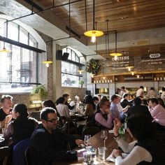 Morrison Bar & Oyster Room - Prepare to be 'shucked' as Connelly goes bone to shell