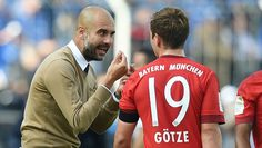 New Book Reveals the Special Treatment Pep Guardiola Gave Mario Gotze at Bayern Munich