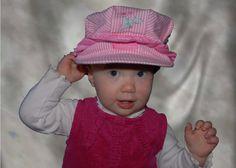 Osh Kosh B'Gosh Upcycled Hat by haycreek on Etsy, $15.00