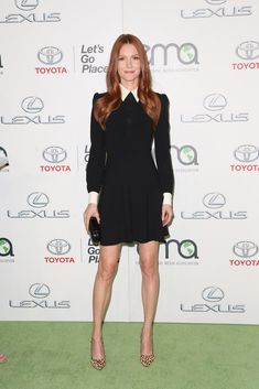 Darby Stanchfield - Environmental Media Association Hosts Its 25th Annual EMA Awards Presented By Toyota And Lexus - October v24, 2015