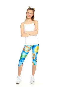 Girls in leggings galleries