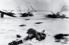 D-Day by Robert Capa