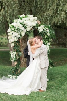Organic and lush: http://www.stylemepretty.com/2015/07/17/26-floral-arches-that-will-make-you-say-i-do/