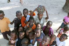 Photos from a recent trip to Pemba, Mozambique