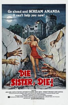 Die Sister Die movie poster