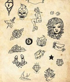 Traditional Sailor Tattoo Beautiful 35 Unique Old School Tattoo Ideas Old School Tattoo Designs, Best Tattoo Designs, Tattoo Sleeve Designs, Flower Tattoo Designs, Traditional Sailor Tattoos, Traditional Chest Tattoo, Homemade Tattoos, Tattoo Stencils, Arm Tattoos For Guys