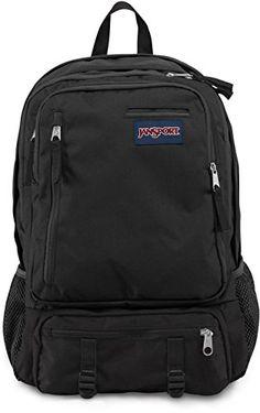1d4a85322495 Amazon.com  JanSport Mens Digital Carry Mainstream Envoy Backpack - Black    19H X 13W X 8D  JanSport  Computers   Accessories