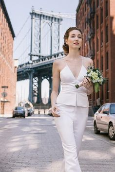 7aae68120f36 12 Options for Brides Who Don t Want to Wear a Wedding Dress