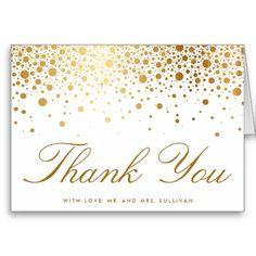 5x7 Wedding Thank You Cards