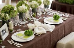 【画像アリ】真似できる!結婚式・披露宴のテーブルセッティング/テーブルコーディネート集【結婚式】 - NAVER まとめ