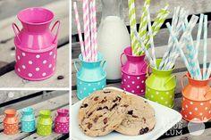 Colorful mini milk jugs 78% off!