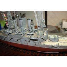 USS Ohio 1910 Scale Resin Model Ship Kit is in stock and ships free! Model Ship Kits, Model Ships, Battleship, Ohio, Scale, Resin, Travel, Log Projects, Concept Ships