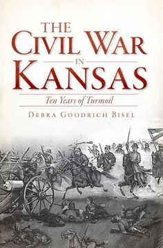 No other state's history is so entwined with the American Civil War as that of the Sunflower State. By the time the war officially began in 1861, Kansas and Missouri had already been fighting for six years. The passage of the Kansas-Nebraska Act left the Kansas Territory wide open for white settlement, and the stage was set for a battle that would ignite the nation. From the exploits of John Brown to the Lawrence and Pottawatomie Massacres and the many other battles, Bisel tells Kansas'…