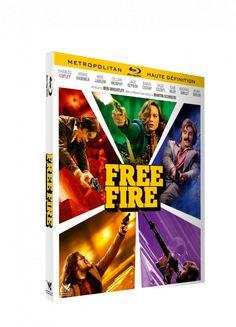 Nouveau concours: #FreeFire 1 Blu-Ray + 2 dvd à gagner