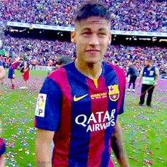 Aww this was when Barcelona got first place at the end of la liga 2015