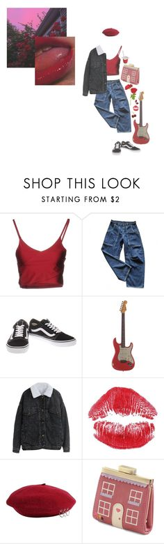 """all night"" by eggtartt ❤ liked on Polyvore featuring Boutique de la Femme, Y's by Yohji Yamamoto, Vans and Relic"