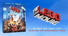 Lego Movie Giveaway On Blu-Ray ~ #TheLEGOMovie Giveaway Ends 6/30/14 - Farmer's Wife Rambles