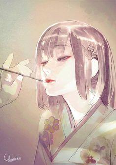 Happy Bday Hinami-chan! Illustrated by Ishida-sensei