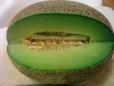 Organic Heirloom Melon Green Nutmeg Rare Seeds