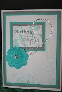 Paper~Stamps~Embellishments~: August Stamp of the Month Blog Hop