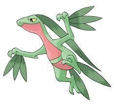 Resultado de imagen para pokemon evolucion de treecko