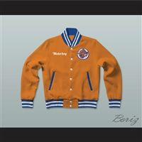 best website 78e8d b8c0e Bobby Boucher Waterboy SCLSU Mud Dogs Letterman Jacket-Style Sweatshirt  Sports Teams, Mud