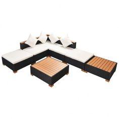 Garten Bistro Set Poly Rattan Garten Lounge Set Gartensofa Und