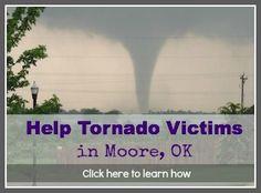 Help the Victims of the Moore, OK Tornado (legitimate agencies)