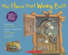 Product: House that Wonky Built - Book - School Essentials