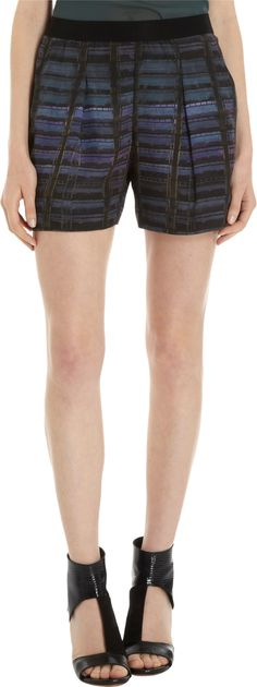 Theyskens' Theory Shorts- $295  Purchase here:  http://www.barneys.com/theyskens%27-theory-Iding-Short/502740489,default,pd.html?cgid=women=23