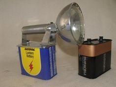 RayOVac Sportsman Flashlight by TroutsAntiques on Etsy, $10.00