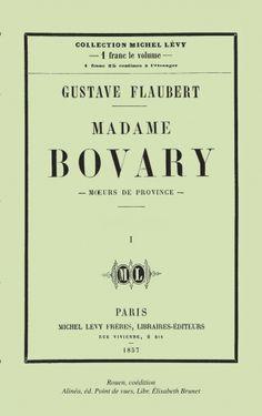 Cette Emma est vraiment une dinde, mais Flaubert la rend si humaine...  Bah, du classique, quoi !