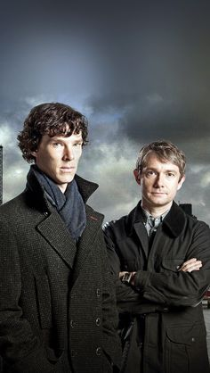 Sherlock and John #iPhone #5s #wallpaper