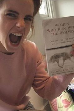 'Women Who Run With the Wolves' by Clarissa Pinkola Estes - HarpersBAZAAR.com