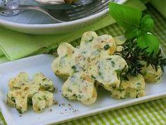 Pesto-Käse-Butter