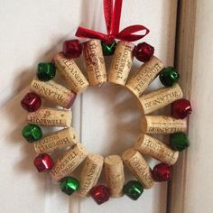 adornos navideños reciclados 3
