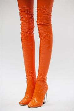 Dior thigh-highs #OMGShoes