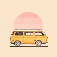 Vanagon by Dee Duncan