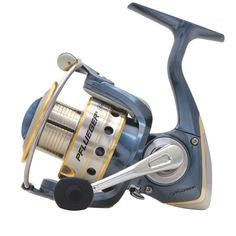 Pflueger President S Pflueger President Spinning Reel.This is one of the best spinning reels by its class. It is comfortable to use because the reel is more durable with added toughness and function. Best Fishing Reels, Fishing Tips, Fishing Lures, Fly Fishing, Fishing Knots, Fishing Videos, Crappie Fishing, Sport Fishing, Fishing Tackle