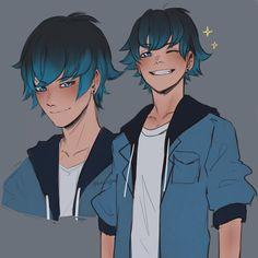 Nah I like Adrien better.