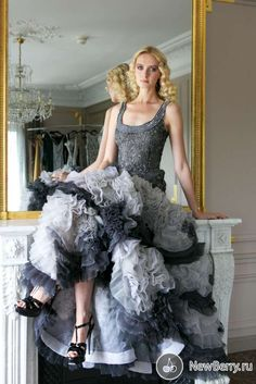 Kim Hicks Haute Couture Fall-Winter 2013-2014