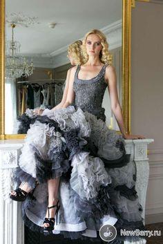 Kim Hicks Haute Couture Fall-Winter 2013-2014