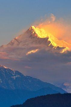 Kangchenjunga, Nepal