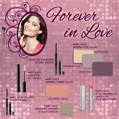 Forever in Love http://www.marykay.com/afranks830 or email me at afranks830@marykay.com
