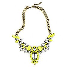 Frank Usher Bright Statement 44.5cm Necklace with Extender